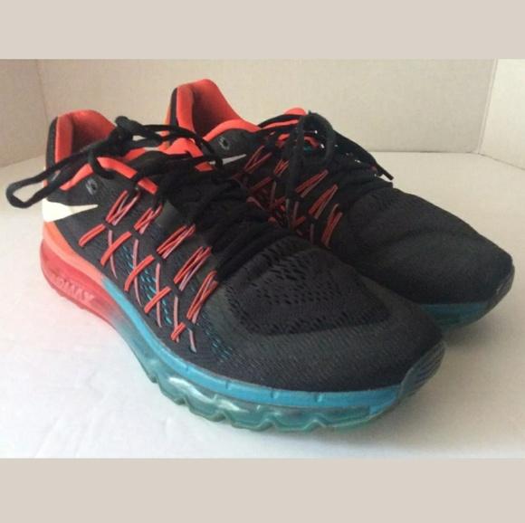 NIKE Air Max 2015 Running Shoes Sz 12 698902 006